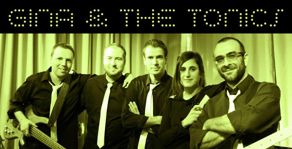 Gina & The Tonics